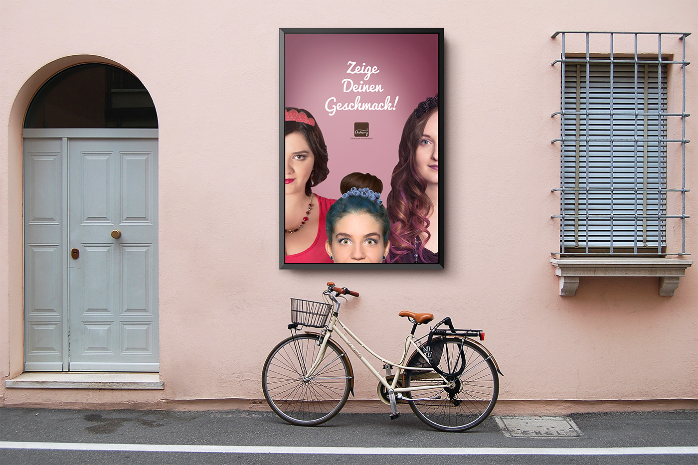 Plakatgestaltung