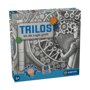 Verpackungsdesign Trilos